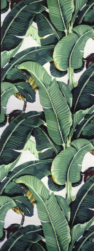 The Iconic Original Martinique Wallpaper - Beverly Hills