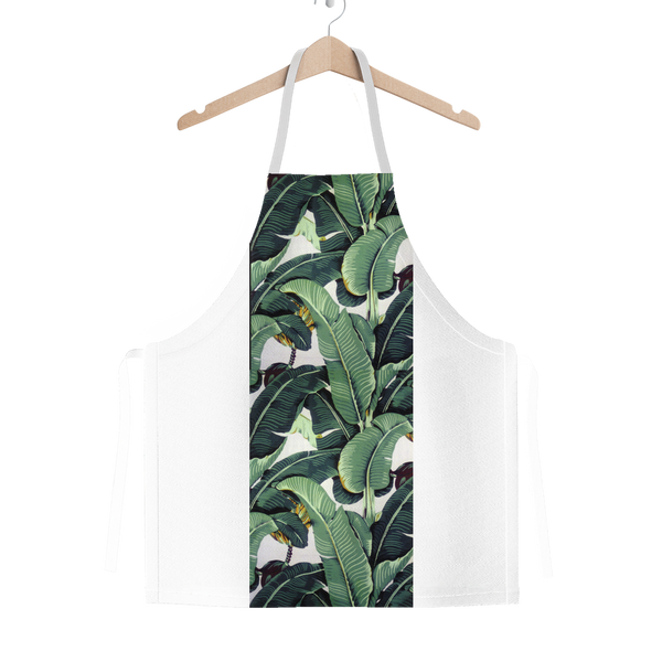Beverly Hills Classic Sublimation Adult Apron