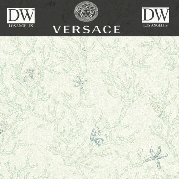 Montegro Bay Corals by Versace Wallpaper