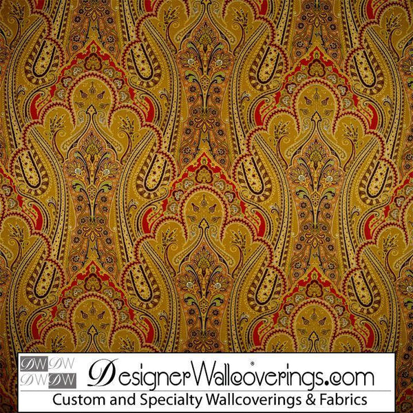 Imperial Jacobean Wallpaper