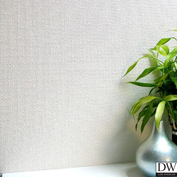 Milford Plain Paintable Textured Vinyl Wallpaper