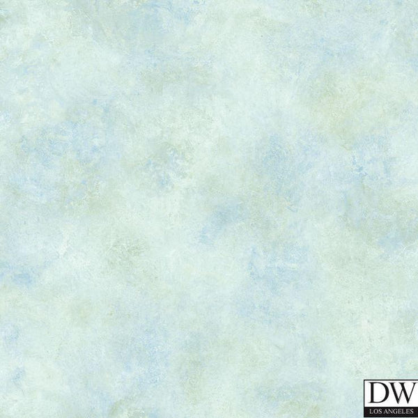 Whisper Sky Blue Scroll Texture Wallpaper Wallpaper