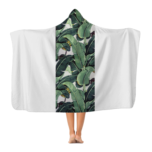 Beverly Hills Classic Adult Hooded Blanket
