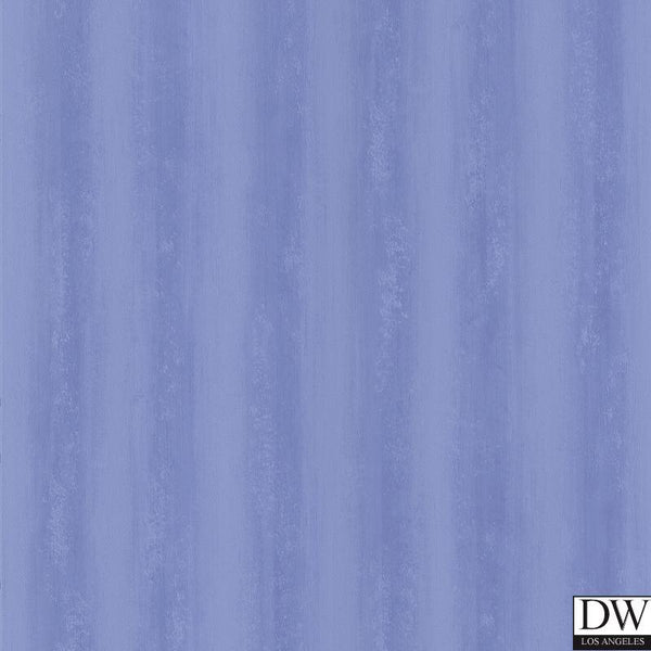 Aloha Blue Ombre Stripe Wallpaper