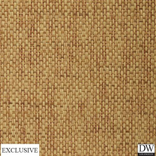Vigan Paperweave Basketweave Grasscloth