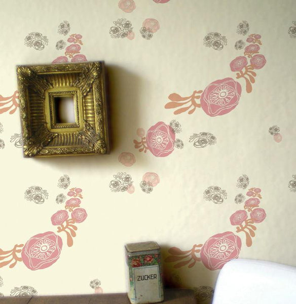 Seat it Fly Wallpaper Wallcovering