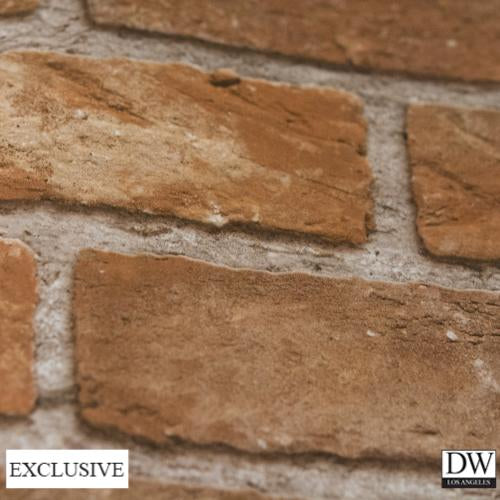 Vomera Faux Red Brick