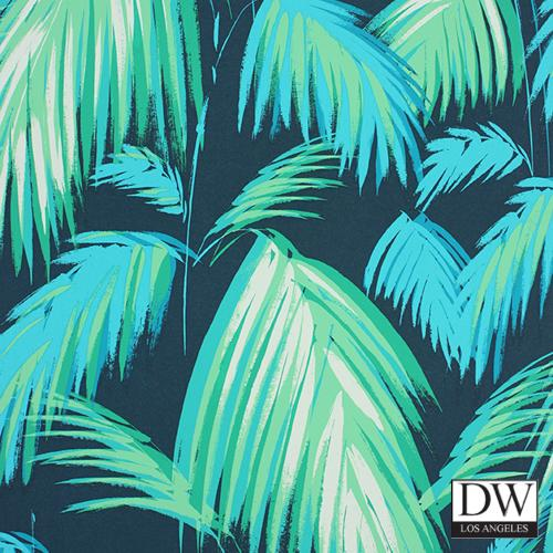 Palm Jungle Life Wallpaper