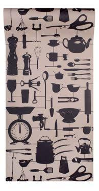 Airfix Kitchen Wallpaper