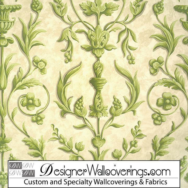Scala Simple Vase Damask