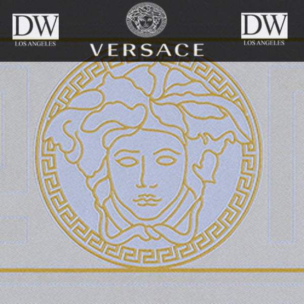 Romano Bay Border by Versace Wallpaper