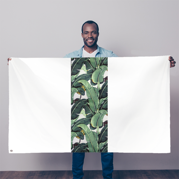 Beverly Hills Sublimation Flag