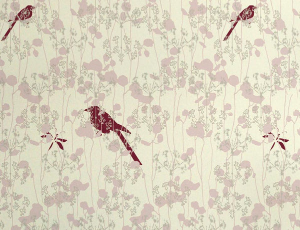 BeBe Palm Wallpaper Wallcovering