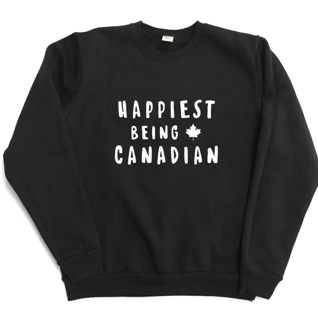Happiest Being Canadian
