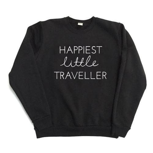 Happiest Little Traveller - TODDLER/YOUTH