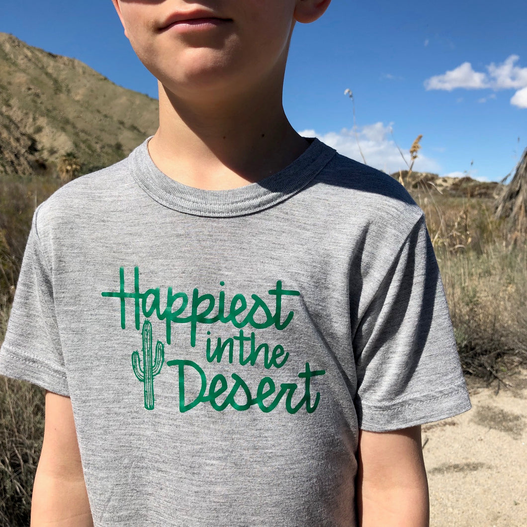 Happiest in the Desert - TODDLER/YOUTH