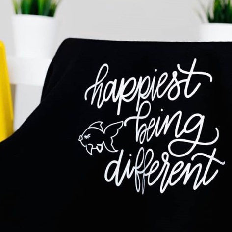 Toddler/Kids - Happiest Being Different (The Happiest Collection x Lucky Fin)