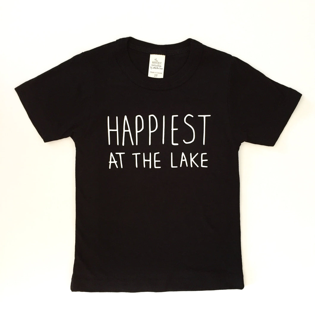 Happiest at the Lake - TODDLER/YOUTH