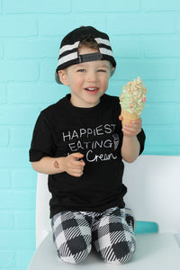 Happiest Eating Ice Cream - TODDLER/YOUTH