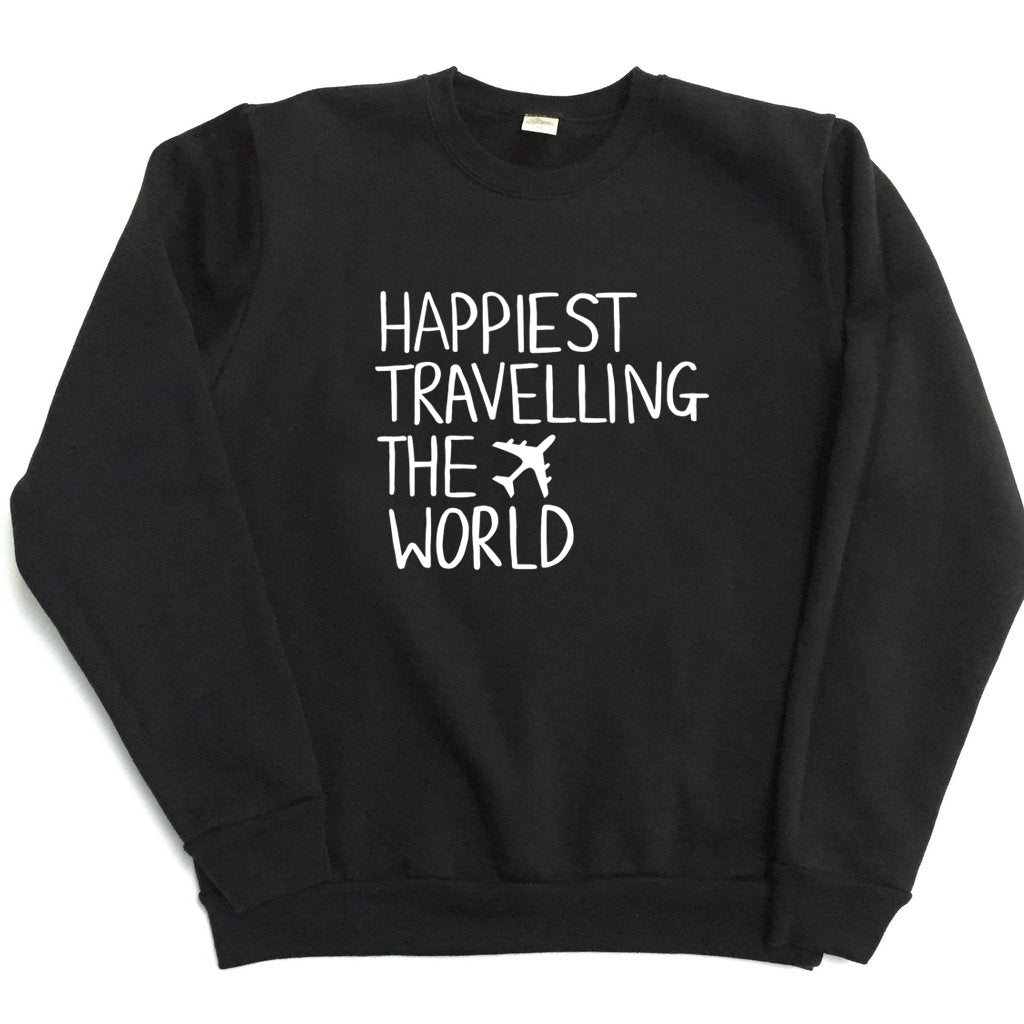 Happiest Travelling the World