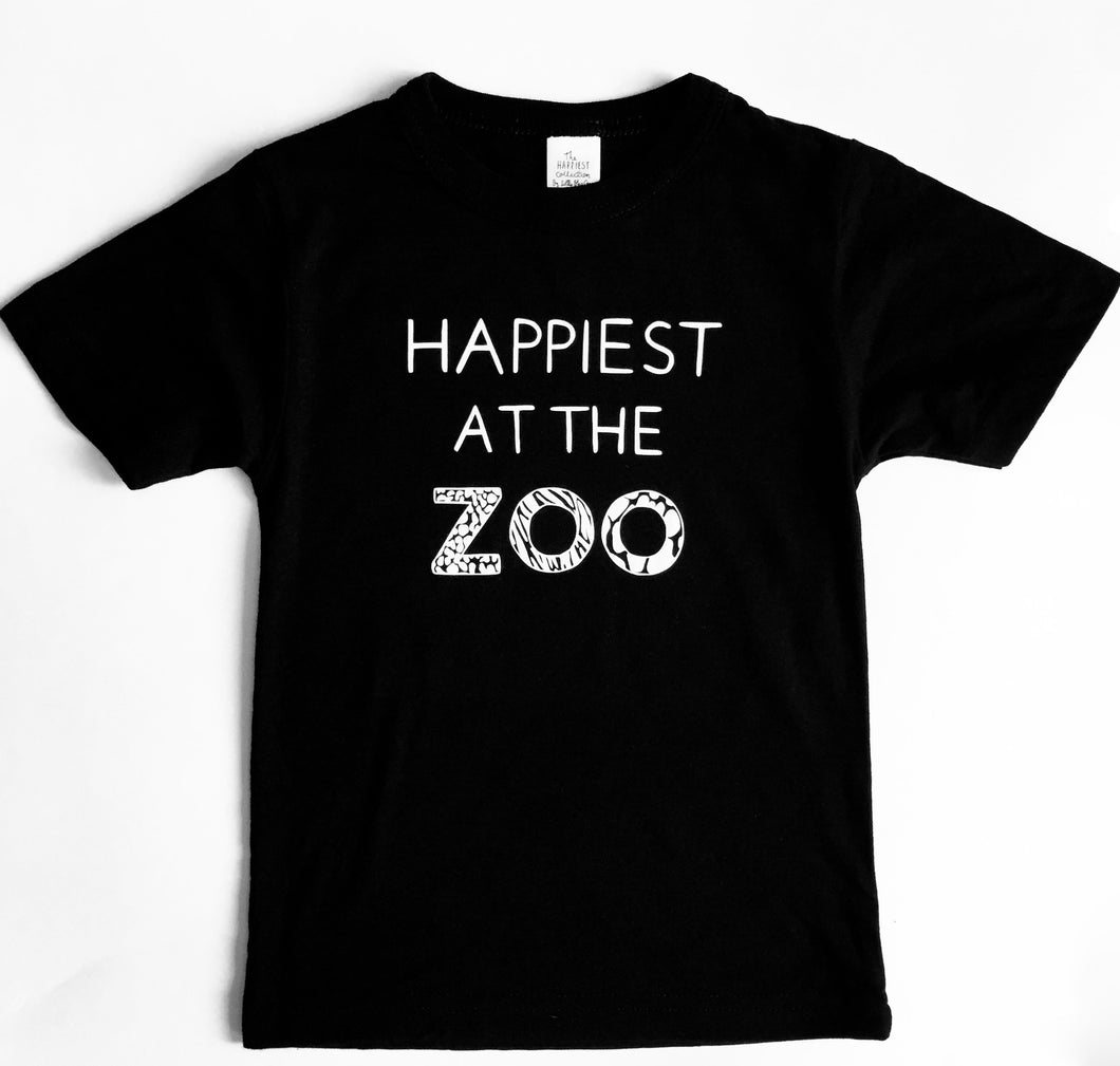 Happiest at the Zoo - TODDLER/YOUTH