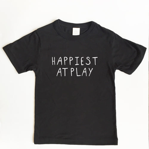 Happiest at Play - TODDLER/YOUTH