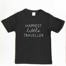 Load image into Gallery viewer, Happiest Little Traveller - TODDLER/YOUTH