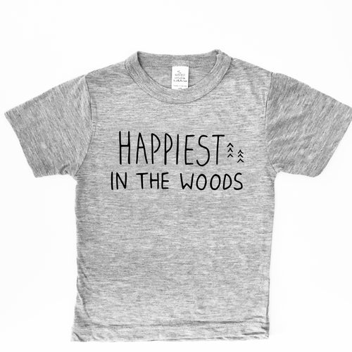 Happiest in the Woods - TODDLER/YOUTH