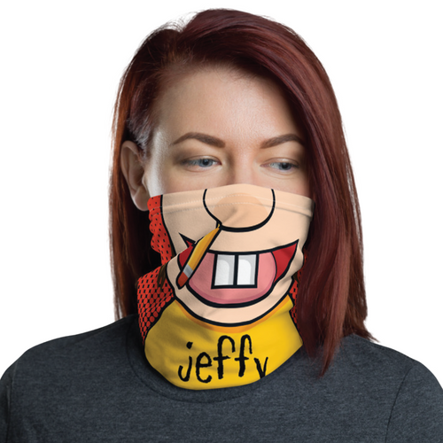 Jeffy Face Cover