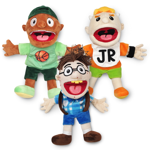 SML Kids Puppet Bundle