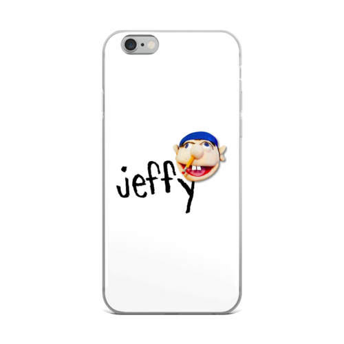 Jeffy iPhone Case (v.2)