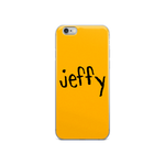 Jeffy iPhone Case