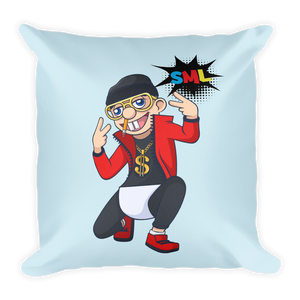 Jeffy The Rapper Pillow