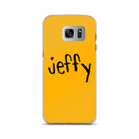 Jeffy Samsung Case