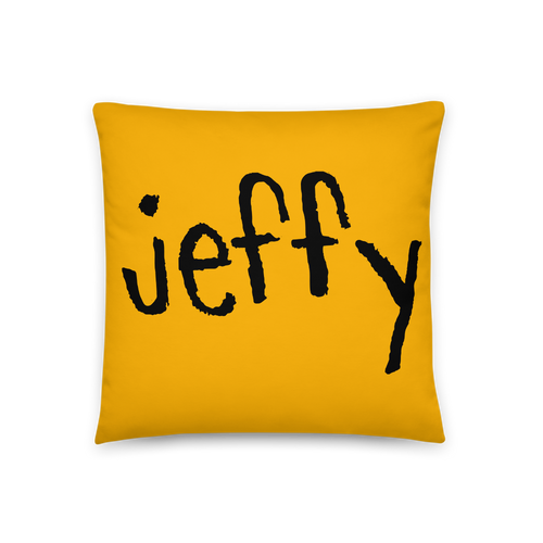 Jeffy Pillow