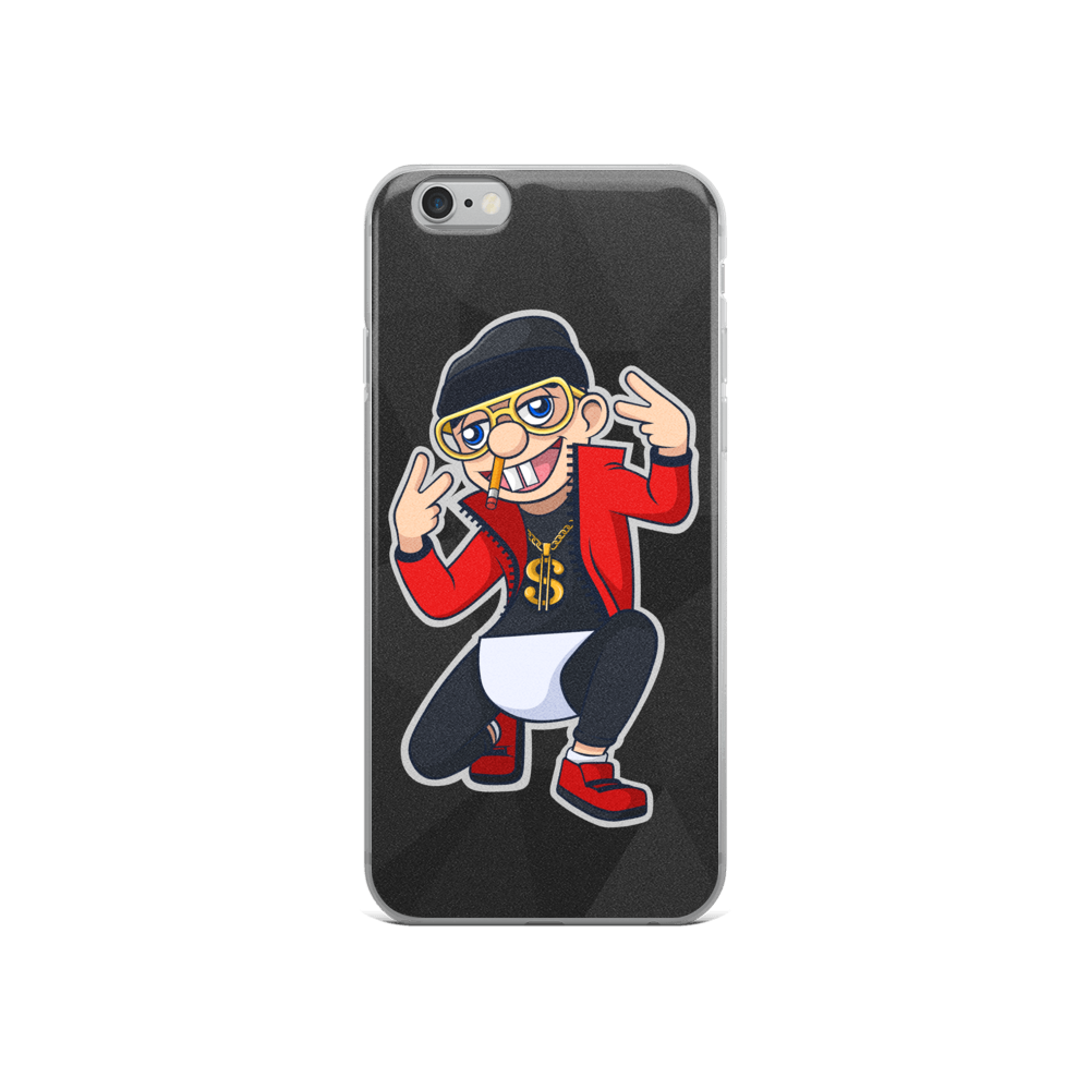 Jeffy The Rapper iPhone Case