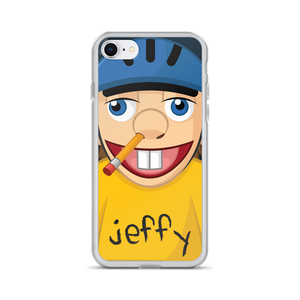 Jeffy iPhone Case (v.4)