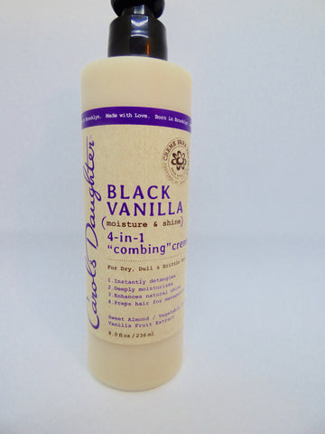 Carol's Daughter – Black Vanilla 4 in 1 Combing Cream
