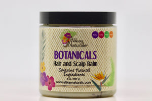 Alikay Naturals - Botanicals Hair and Scalp Balm