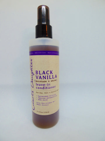 Carol's Daughter – Black Vanilla Moisture and Shine Leave in conditioner