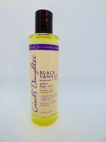 Carol's Daughter – Black Vanilla Moisture and Shine pure hair Oil