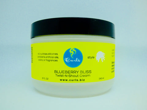 Curls – Blueberry Bliss Twist-N- Shout Cream