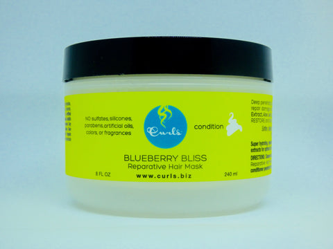 Curls – Blueberry Bliss Reparative Hair Mask