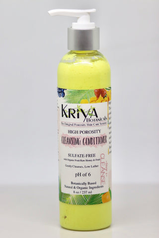 Kriya Botanicals – High Porosity Cleansing Conditioner