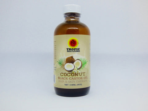 Tropic Isle Living – Coconut Black Castor Oil