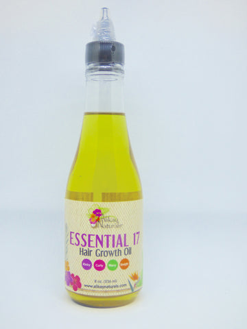 Alikay Naturals – Essential 17 Growth oil