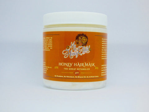 My Honey Child – Honey Hair Mask