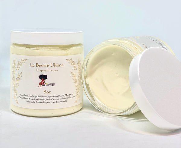 Le Beurre Ultime // The Ultimate Butter 8oz
