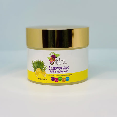 Alikay Naturals - Lemongrass Hold it Styling Gel ( 8oz)