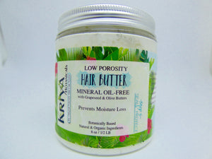 Kriya Botanicals – Low Porosity Hair Butter